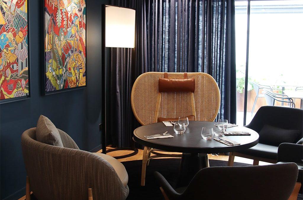 la réalisation sur-mesure pour l'hôtel Koegui Bayonne